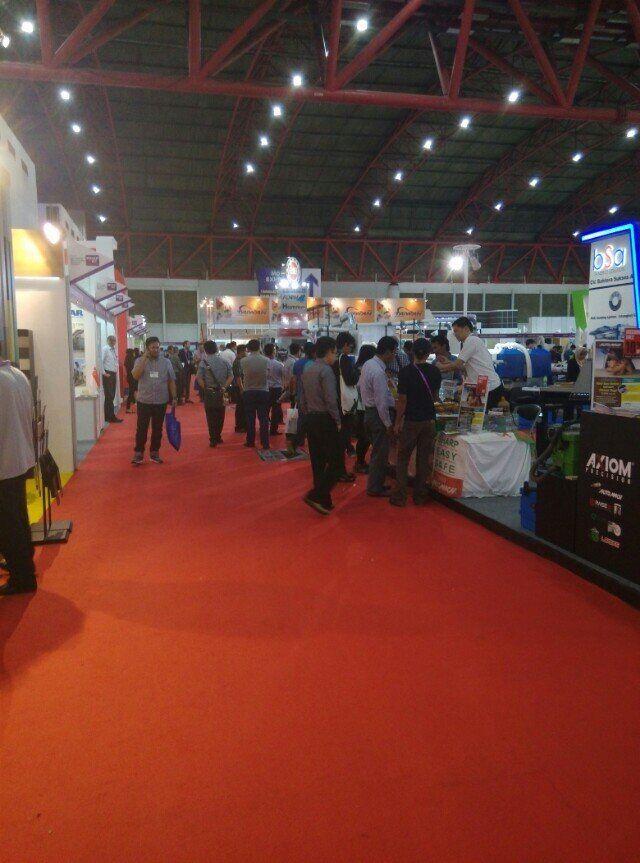 中国总代理2017年印尼国际家具配件木工机械展览会
