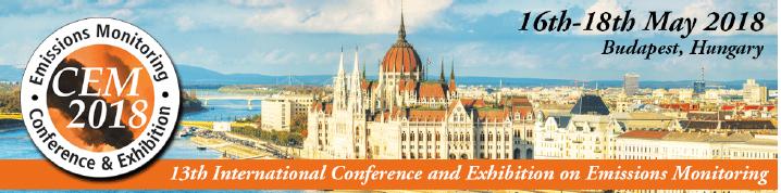 2018年CEM国际排放监测展(匈牙利)