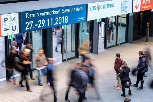 欢迎参加2018年德国自动化传动设备展MOTEK