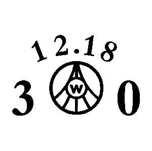 W 1218 3 0