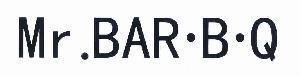 MR.BAR·B·Q